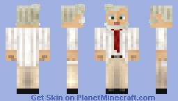 Professor - Requested Minecraft Skin