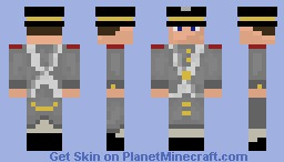Napoleonic Wars skin series- Prussian infantry (With trench coat)
