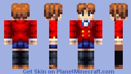 [PMC Imagination] Puchi Minecraft Skin