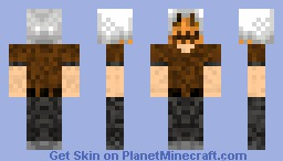 Pumpkin man assassin Minecraft Skin