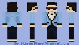 PSY /Gangnam style/ Minecraft