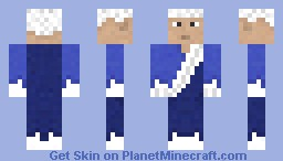Quicksilver (Avenger) Minecraft Skin