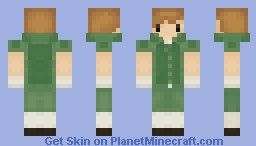 Earth Bender [Avatar the Legend of Aang] Minecraft Skin