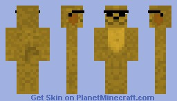Deal with it! Minecraft Skin