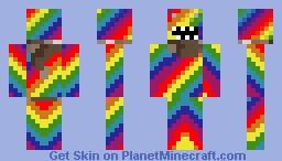 RAINBOWMONSTERSKIN Minecraft Skin