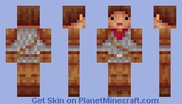 Rangers Apprentice ~ Horace Minecraft Skin