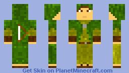The Ranger's Apprentice- Final Version Minecraft Skin