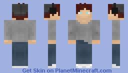 Rap Guy Minecraft Skin