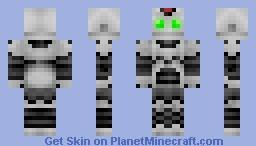 Clank Minecraft Skin