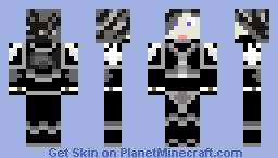 Raven Guard Pre-Heresy Skin Minecraft Skin