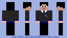 Hogwarts RP Ravenclaw Skin Minecraft Skin