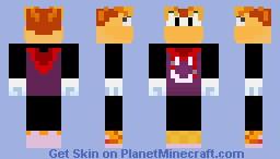 Rayman (Rayman 3) Minecraft Skin