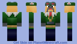 Recon Teemo {League of Legends} Minecraft Skin