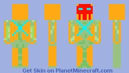 Red X remix Minecraft