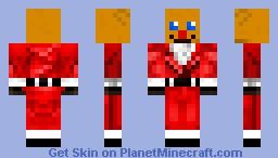 Reinanta Minecraft Skin