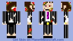 Scariest Zombie ever! Minecraft Skin