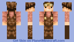 Reni (Shading test) Minecraft Skin