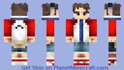 Renton Thurston (Eureka Seven) Minecraft Skin