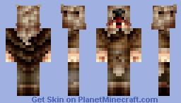 Personal RP skin: Hunter Minecraft Skin