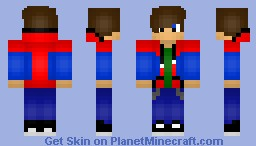 Youtube Skin (Request) Minecraft Skin