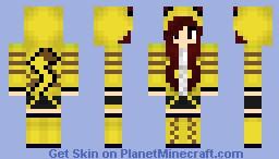 Request for 34pokemon_o3o ☺ɳιɳʝαɱσɳƙҽყ☺ Minecraft Skin