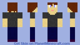 Dude (requested) Minecraft Skin