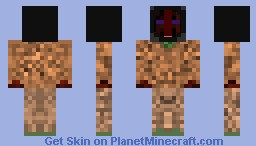 [The Resistance of Kharn] Disave Minecraft Skin