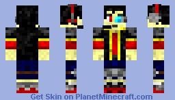 RevChuckles MKII Minecraft Skin