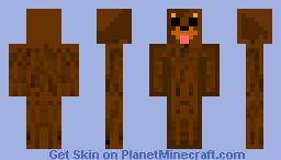 BEAR! Minecraft Skin