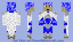 Rhys (Phantasy Star 3) Minecraft Skin