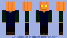 Richten the Scarecrow Minecraft Skin