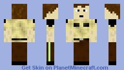 Rick - The Walking Dead Minecraft Skin