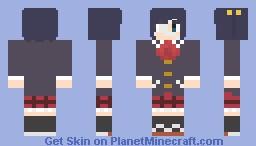 Takanashi Rikka Minecraft Skin