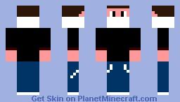 Mocklan (Black) Minecraft Skin