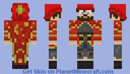 Rincewind Minecraft Skin