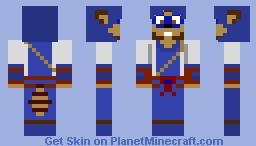 Rioichi Cooper Minecraft Skin