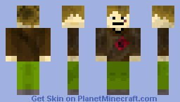 The Young Adventurer Minecraft