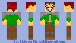 Levrex Minecraft Skin