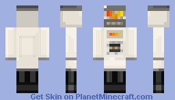 Autocheft Version 3.1.2.2 Minecraft Skin