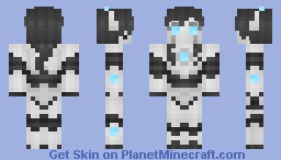 4L1-C3 Minecraft Skin