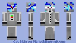 Mr. Robot Minecraft Skin
