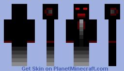 Rogue Robot Minecraft Skin