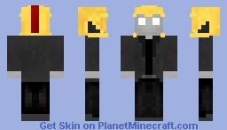 Rogue (Dubstep Producer) Minecraft Skin