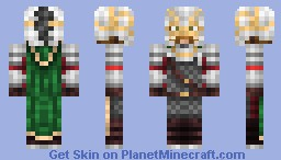Rohirrim Royal Guard Minecraft Skin