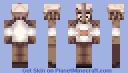 Rose Knight [Helmet] Minecraft Skin