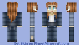Rose - Titanic Minecraft Skin