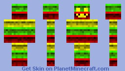 Rosta Mathathias Minecraft Skin