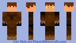Rotten Wood Minecraft Skin