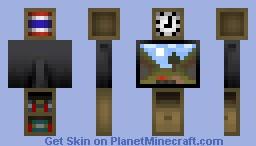 Play Minecraft in [PC] all-in-one Contest Skin Minecraft Skin
