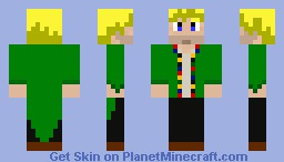 Ryan3504 cario-overcoat Minecraft Skin